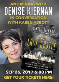 Denise Kiernan with Karen Abbott